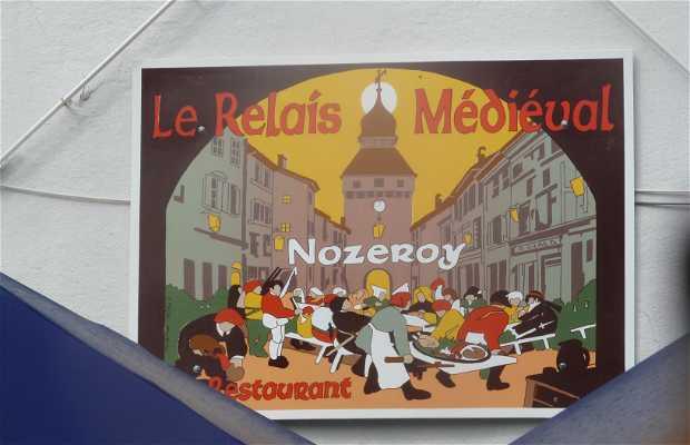 Ristorante Le Relaís Médiéval a Nozeroy