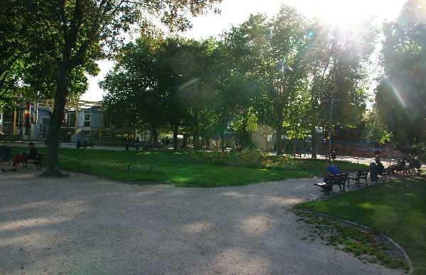 Parc Stalingrad