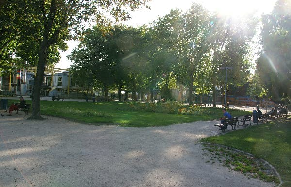 Parque Stalingrad