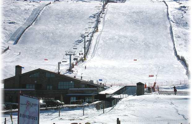 Estación de Esquí Sierra de Béjar-La Covatilla