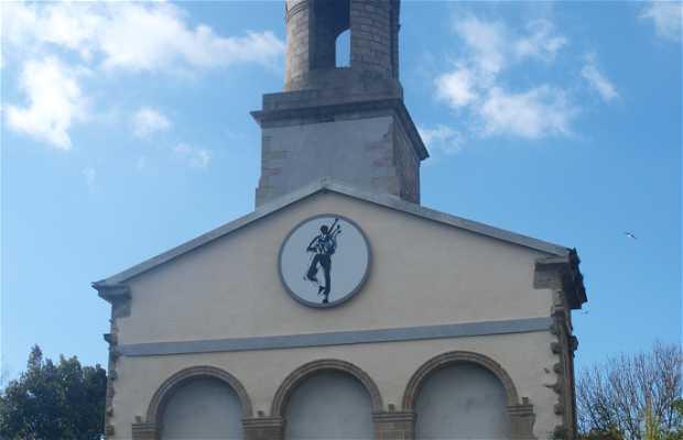 Eglise de la ville close