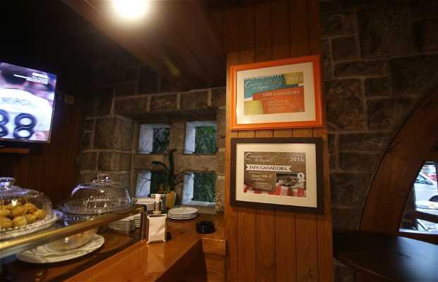 Bar hotel Villa de Canfranc