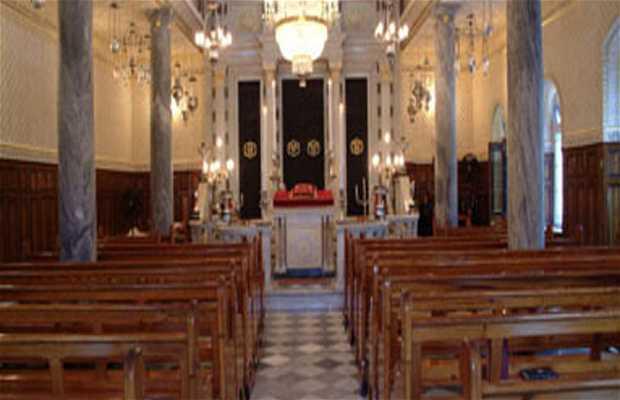 K.K. Nefusot Yehudah Synagogue