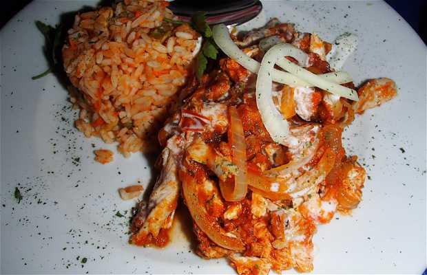 Restaurant Las Mañanitas