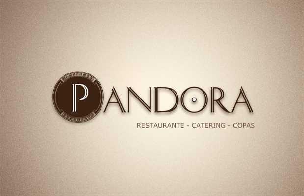 PANDORA Restaurante - Catering - Copas