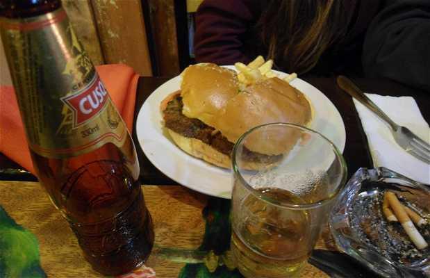 Restaurant calle Pachacutec 304