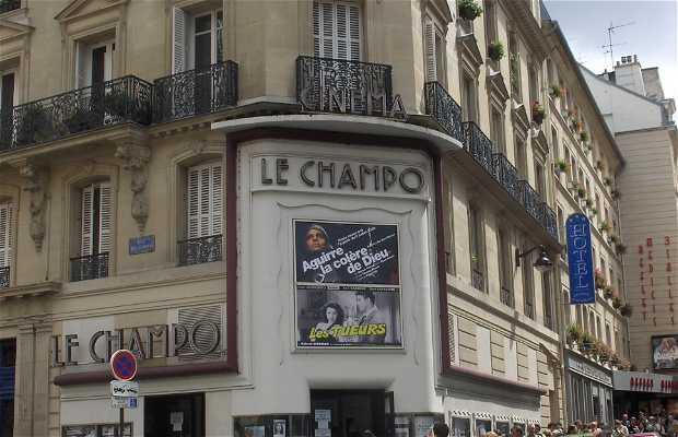 Le Champo (Le Champollion)