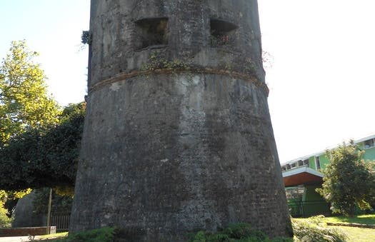 Second tower toreones