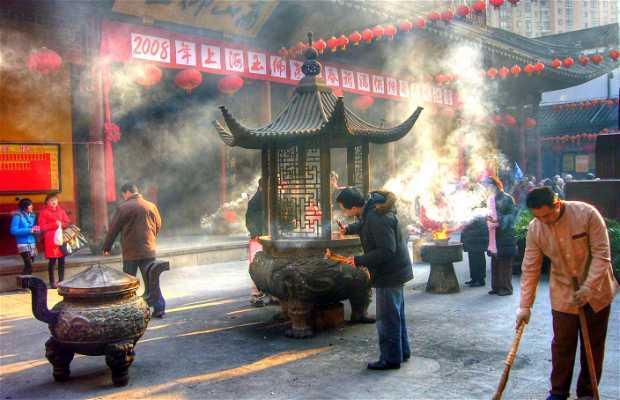 Temple de Yonghe