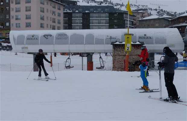 Estación esquí Pas de la Casa
