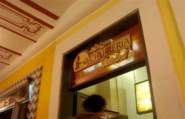 Antigua Churreria de Catedral (Puebla)