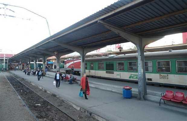 Estacion Nord de Bucarest