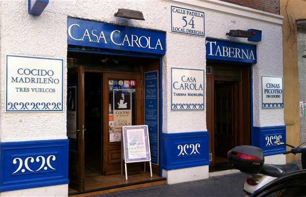 Casa Carola Restaurant