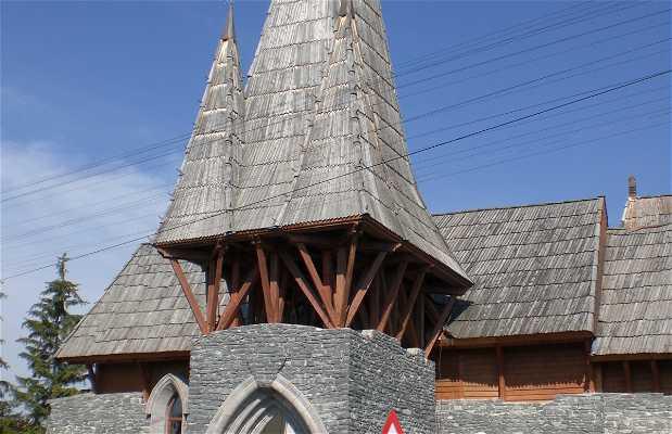 Iglesia de Ocland
