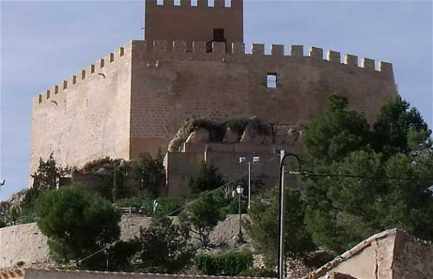 Castle of Petrer