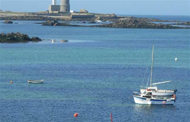 The Virgin Island Lighthouse