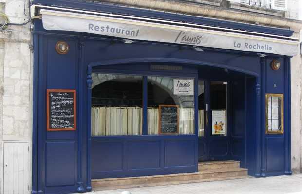 Restaurant l'Aunis