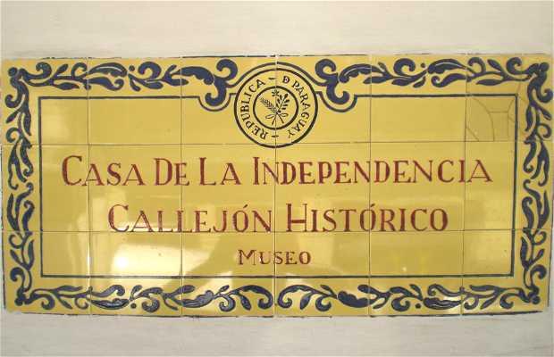 Casa dell'Indipendenza