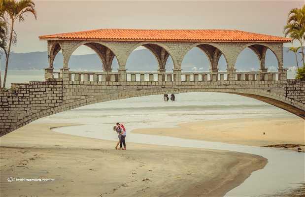 Ponte dos Suspiros de Itapema