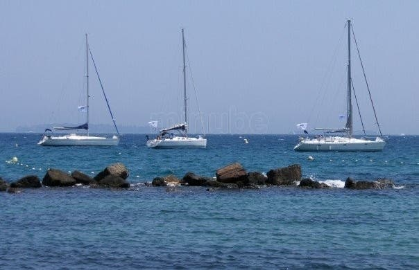 Isola di Lerins a Cannes