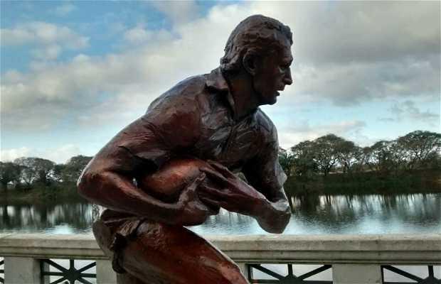 Estatua Hugo Porta