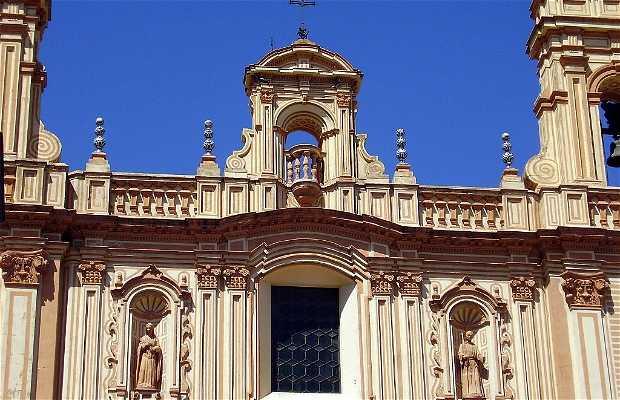 La Cathédrale de Huelva