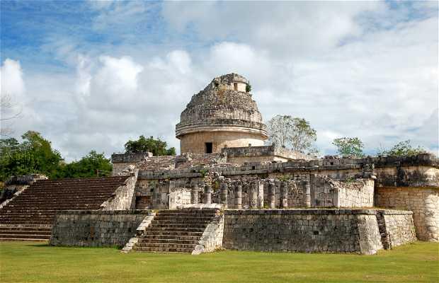 El Caracol - Observatorio astronómico de Chichén Itzá