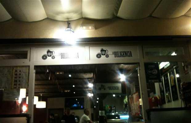 Café Bar La Diligencia