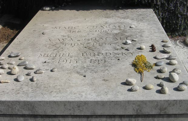 Pequeño cementerio