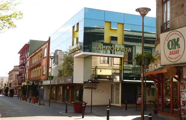 Boulevard Barros Arana - Concepcion