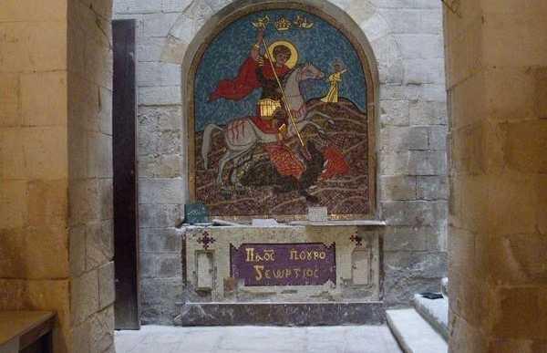 Chapelle de saint-georges