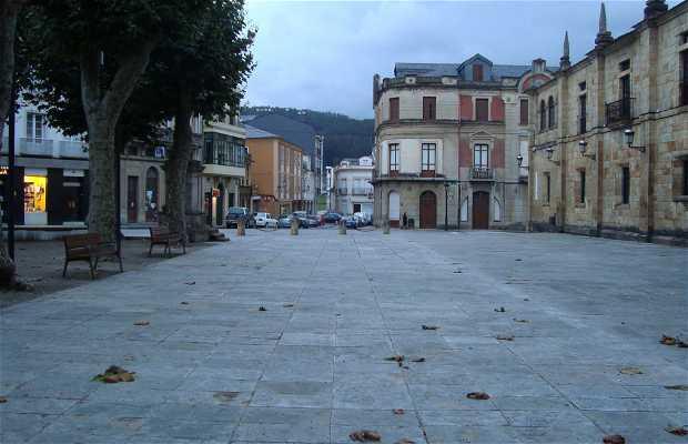 Plaza del Conde Santo