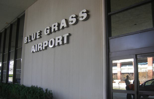 Blue Grass Airport