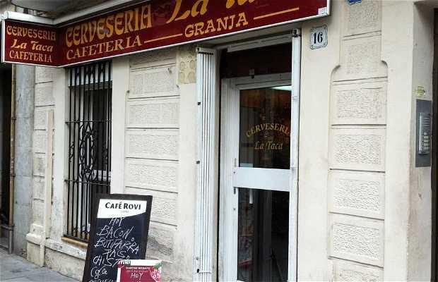 Bar La Taca