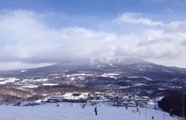 Niseko Mountain Resort Gran Hirafu Ski Place