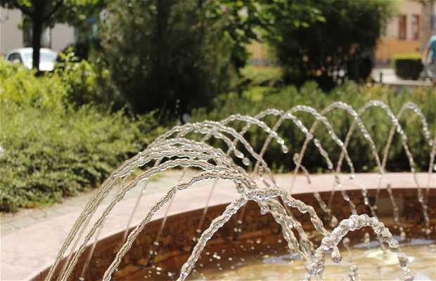 Plaza Bugát Pál