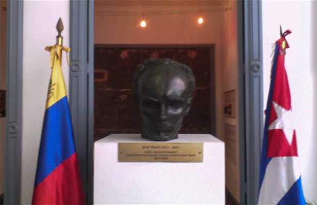 """Casa de nuestra América """"José Martí"""""""