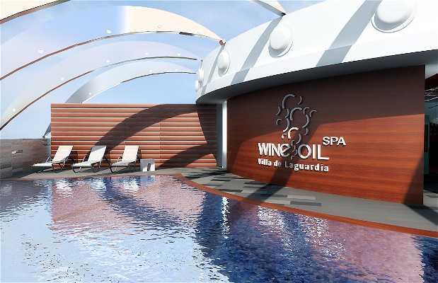 Wine Oil Spa
