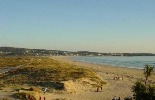 Dunes in O Grove