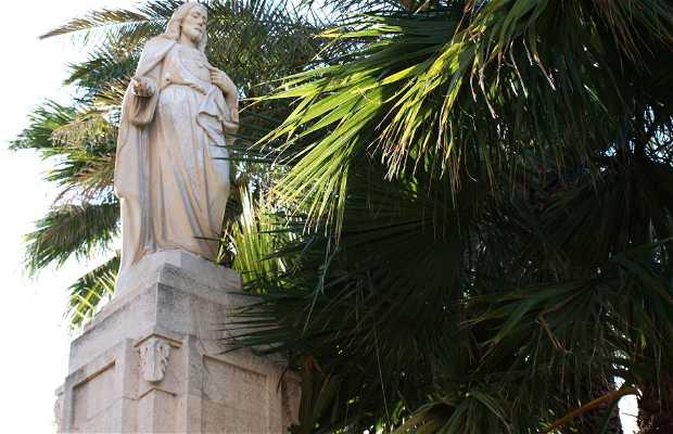 Estatua de San Julián
