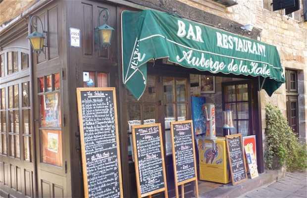 Restaurante Aubergue de la Halle