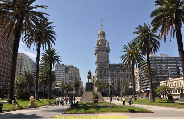 Città vecchia di Montevideo