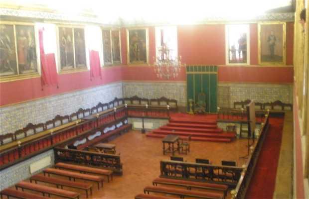 Paraninfo (Sala dos Capelos)