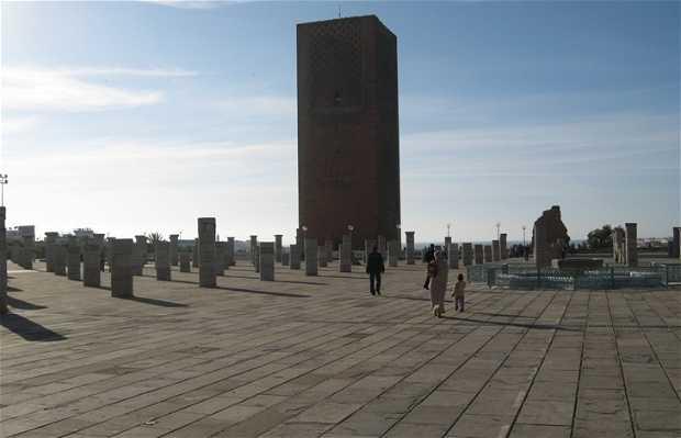 Torre di Hassan
