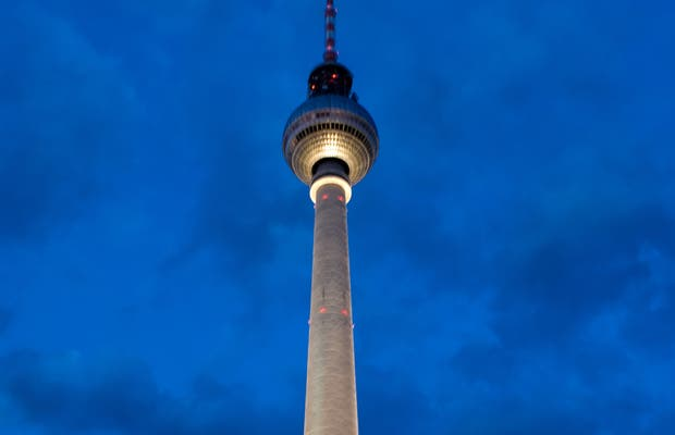 Tour de la télévision (Fernsehturm)