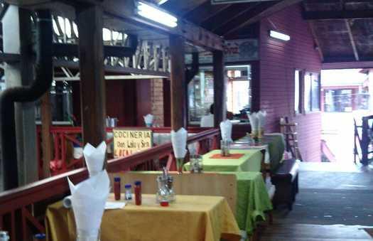 Restaurantes de Angelmo