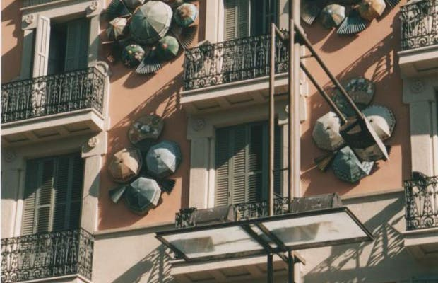 Maison des Parapluies (Maison Bruno Quadras)
