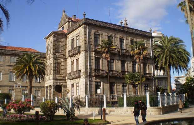 Colegio Oficial Arquitectos de Galicia