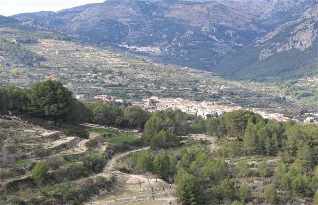 Peña El Castellet