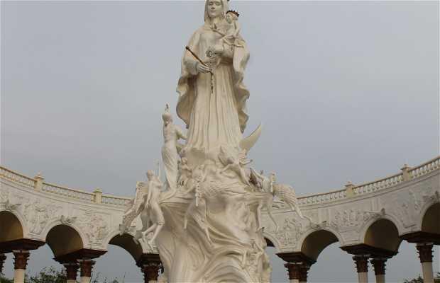 Praça do Rosário de Nossa Senhora de Chiquinquirá